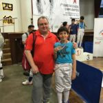 Joshua Garber wins U12 and U15 Sabre in Kuala Lumpur
