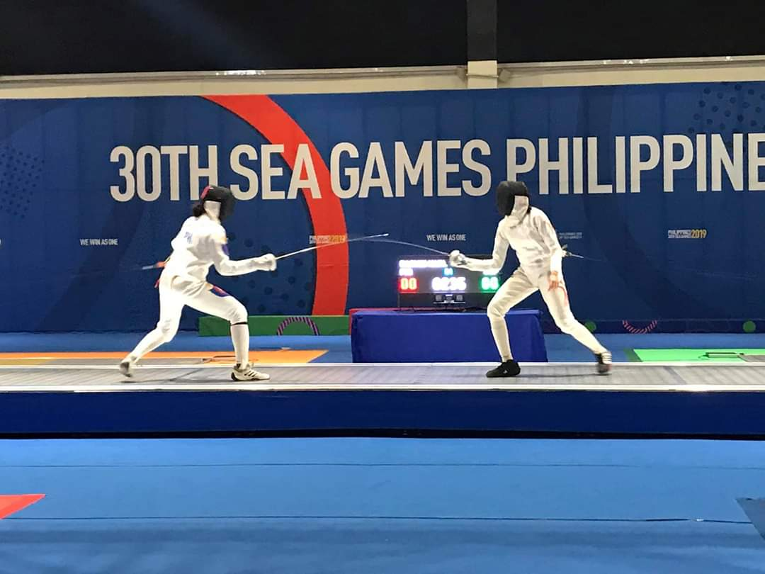 SEA Games Fencing events